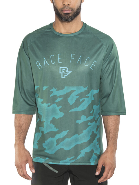 Race Face Ambush 3/4 Jersey Men Slate
